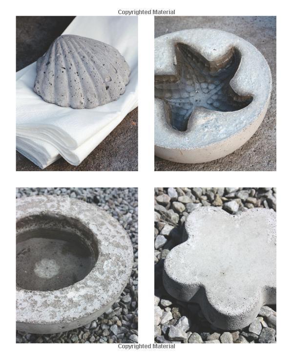 Concrete garden projects craft ideas pinterest - Concrete projects for the garden ...