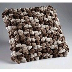Pebble Cushion Cappucino 45cm x 45cm