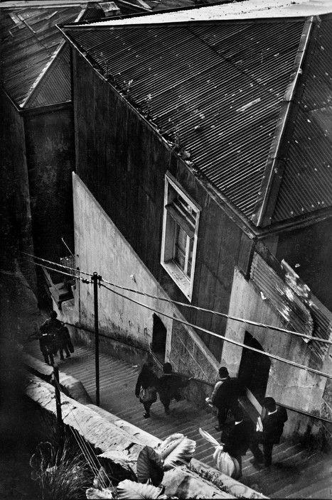 Sergio Larrain CHILE.Valparaiso. 1991.