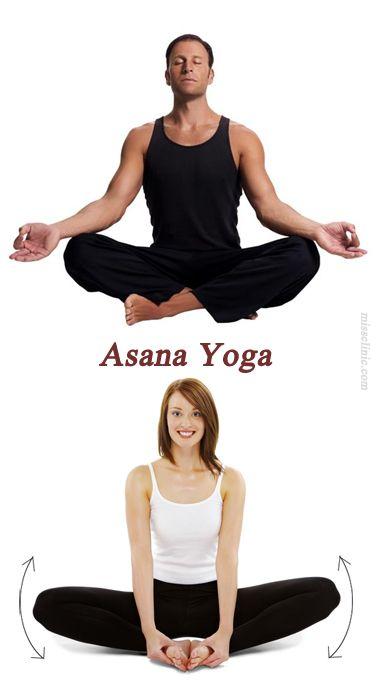 Benefits of Asana YOGA : Learn Simple