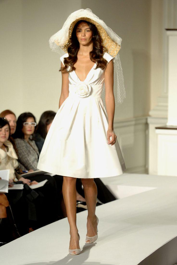 Oscar de la Renta Spring 2009 Bridal Collection