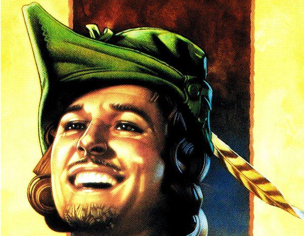 Robin Hood - is he a positive character for sure? --> http://goo.gl/KLhEii