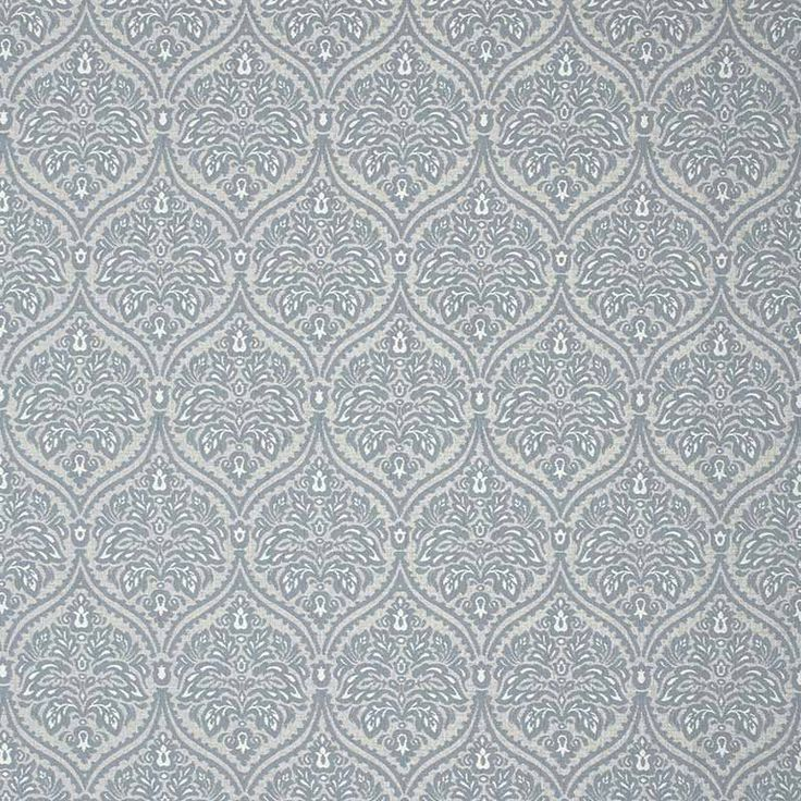 Warwick Fabrics : ASHWICK, Colour SKY