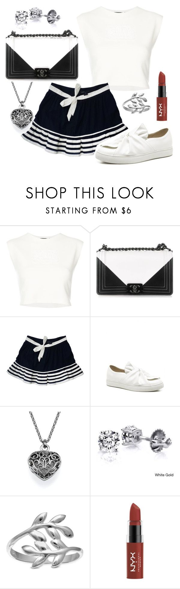 """""""Coffee Date"""" by kathrina1yana2jemma3cloe4 ❤ liked on Polyvore featuring Puma, Chanel, Marc Jacobs and Belk Silverworks"""