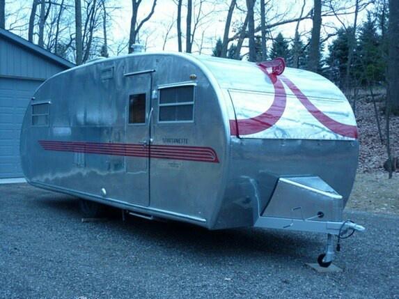 Spartan Vintage CampersVintage TrailersMobile HomesMobile