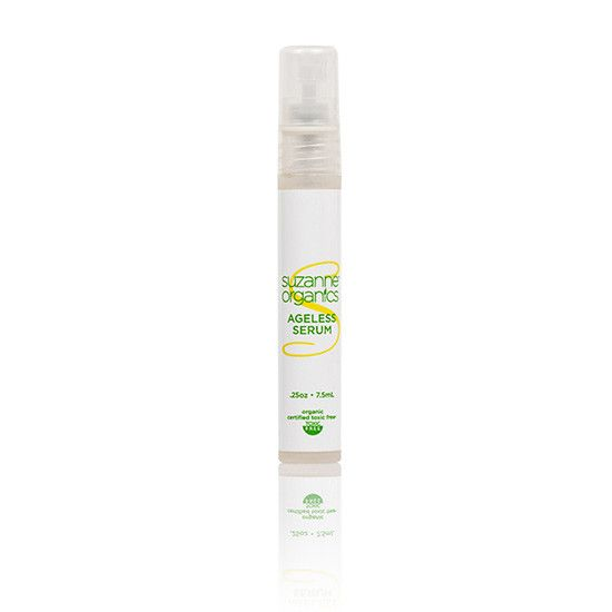 SUZANNE Organics Ageless Serum – Travel Size (.25 oz.): Our Most Popular Organic… #Suzanne_Somers #ageless #aging #antaging #anti