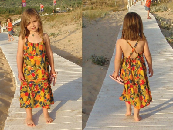 Summer dresses by quiosque de trapos