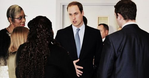 Prince William at Haven Point 22.11.2013