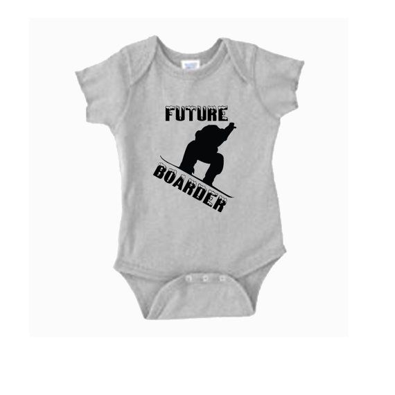 Hey, I found this really awesome Etsy listing at http://www.etsy.com/listing/162619693/funny-future-boarder-snowboarding-snow