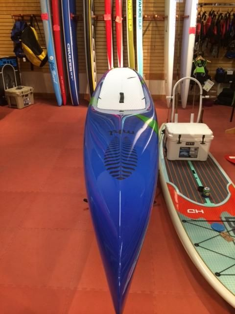 "Used Custom MHL Standup Paddleboard for sale 14' x 23.75"" $2800.00"