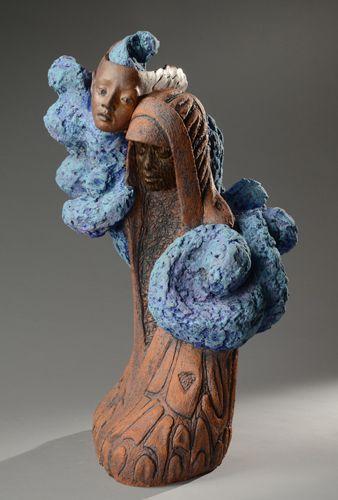 Images about clayton thiele sculptures on pinterest