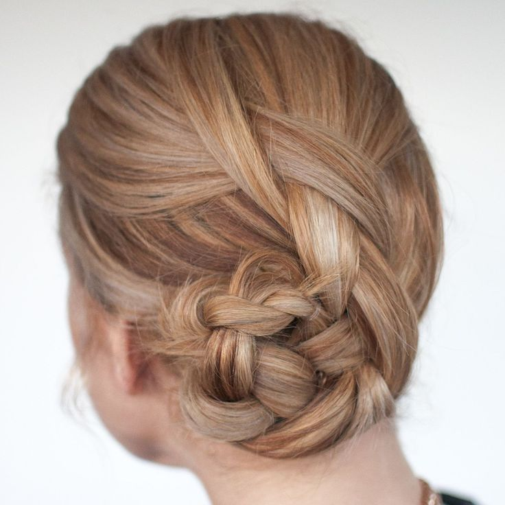 If you have lots of layers (like I do) braided buns hold better than regular buns. Plus the ...