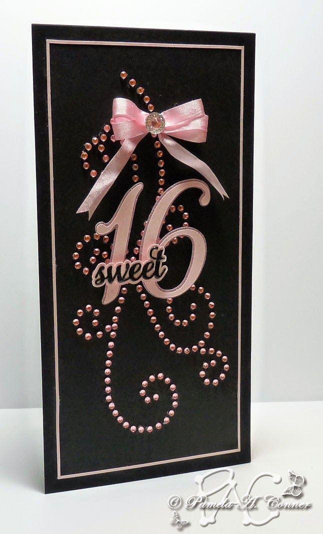 Happy Sweet 16 To Dylan S Candy Bar: YorkieMom's Creative Corner: Happy Birthday Sweet 16