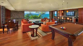 Muebles y decoración para el hogar: Sala de juegos, sala de entretenimiento