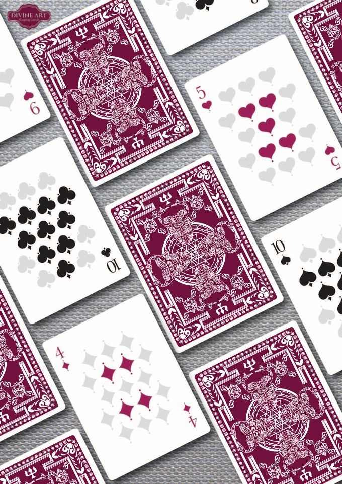 Divine Art Playing Cards [Relaunch] by Sunish Chabba — Kickstarter