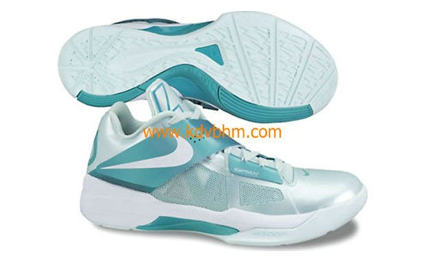 KD IV Mint Candy Kevin Durant Sneakers 2012 Cheap
