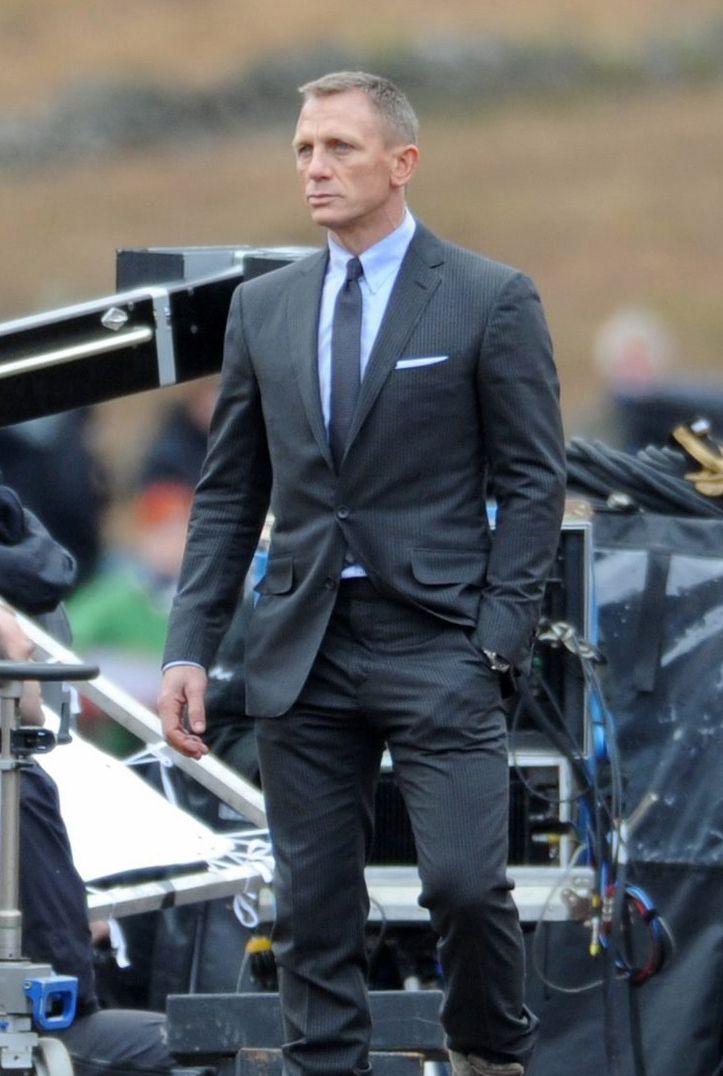 jazzerv:    Daniel Craig: 'Skyfall' Set in Scotland!