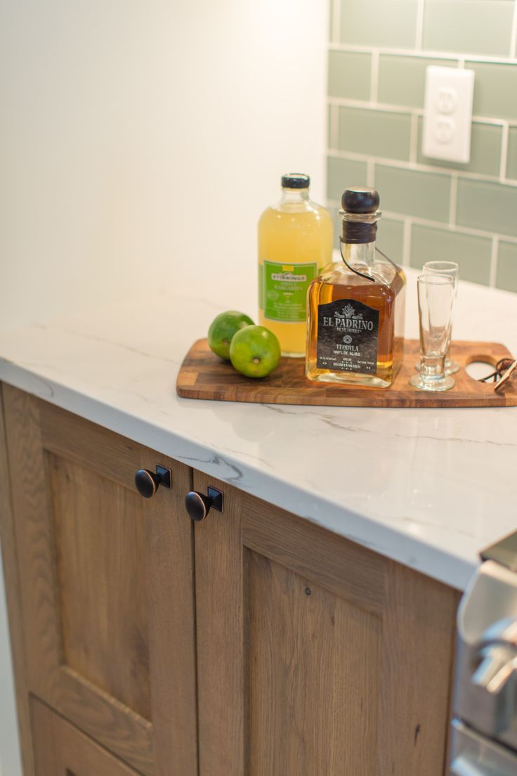 @thetileshop, @cambriaquartz™ Ella countertop, custom jkath cabinetry.
