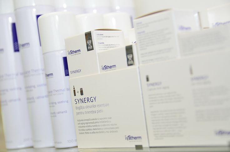 #ivatherm in pharmacies #testing #thermalwater #farmaciatei #herculanethermalwater #beauty #dermatocosmetics