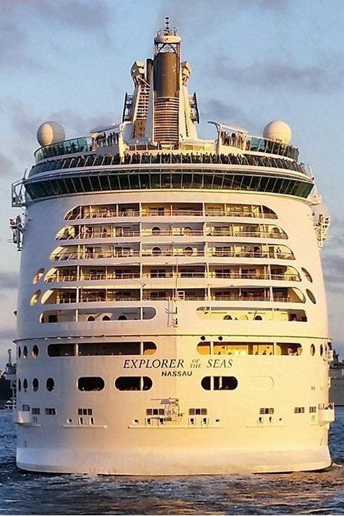 Explorer of the Seas | Embark on the expedition of a