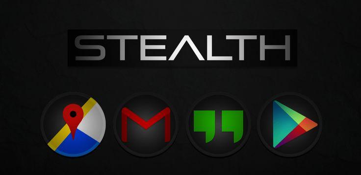 Stealth - Icon Pack v4.1.7  Sábado 02 de Enero 2015.Por: Yomar Gonzalez | AndroidfastApk  Stealth - Icon Pack v4.1.7 Requisitos: 4.0 Descripción: Todos los iconos de la cautela usan colores vibrantes combinados con sombreado oscuro para un estilo ultra elegante. STEALTH El icono de forma redonda tiene un estilo único 3D para ayudar a enfatizar los iconos en una variedad de fondos de pantalla. Buscando el mejor paquete de iconos oscuridad? Traiga su dispositivo al lado oscuro con cautela…