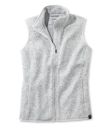 Bean's Sweater Fleece Vest