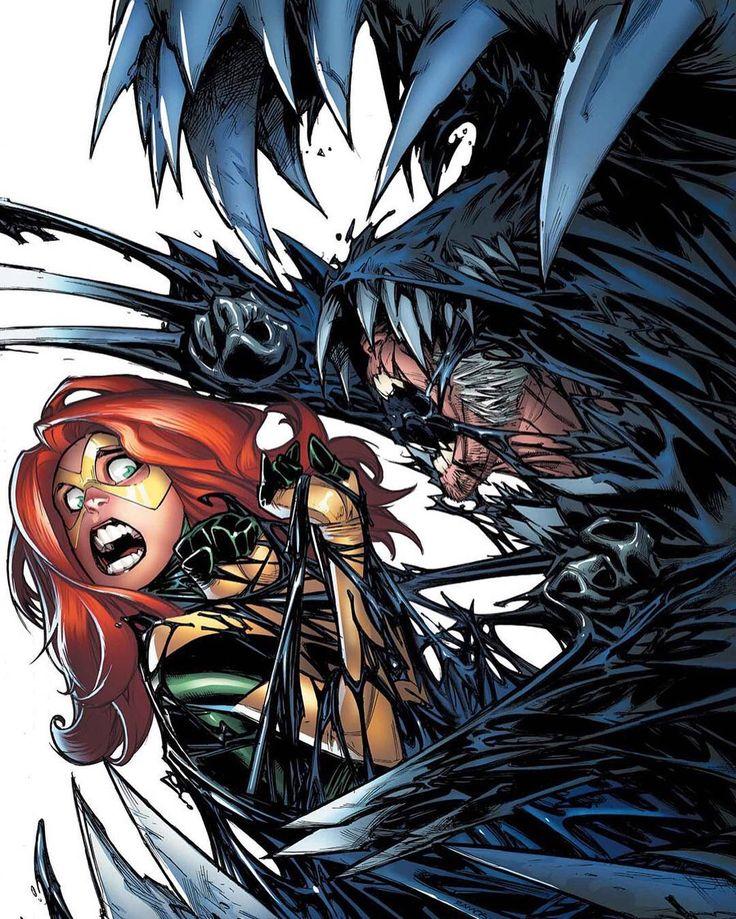 Is that a Venom Old Man Logan?!?! Art by Humberto Ramos  #uncannyxmen #xmen #avengers #avx #allnewxmen #uncannyxmen #ageofapocalypse #xmenapocalypse #marvel #xmentheanimatedseries #rogue #wolverine #cyclops #storm #gambit #magneto #apocalypse #psylocke #deadpool #xforce #archangel #jeangrey #nightcrawler #marvelcomics #comicbooks #venom #oldmanlogan http://ift.tt/1LEXSZJ