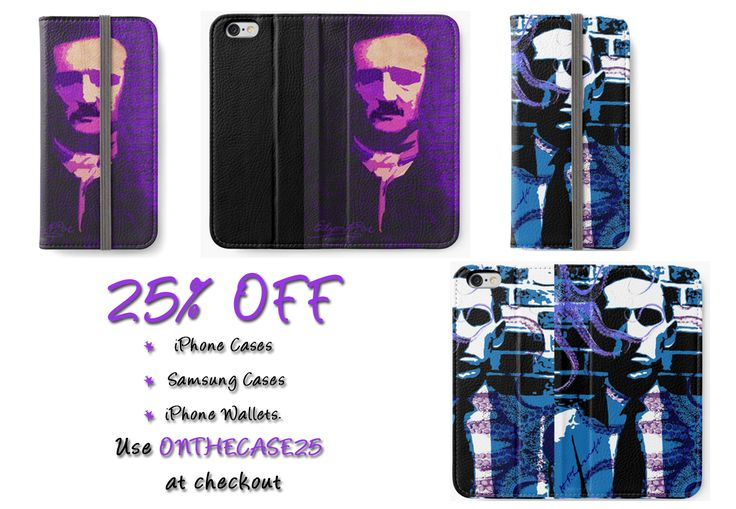 25% off iPhone Cases, Samsung Cases & iPhone Wallets. Use ONTHECASE25 at checkout  Great Horror Writers iPhone Wallets by Scar Design #iPhone #Horror #HorrorWriters #SciFi #iPhoneCases #iPhoneWallets  #iphonewallet #buyiPhoneWallets #iphonewallets #poeiphonewallet #booklovers  #writersgifts #giftsforhim #lovecraftgifts #giftsforher #greatwriters #books #fantasybooks #gothicbooks #gothicwriters #poe #PoeFans #PoeGifts  #Lovecraft #cultfilms #discount #redbubble #save #sales #discountgifts