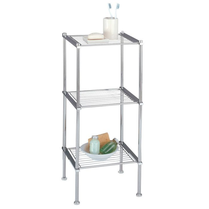 "Metro 29.75"" x 13"" Bathroom Shelf"