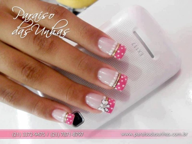 Nail Art Images and Tutorials: 5 creative nail art designs