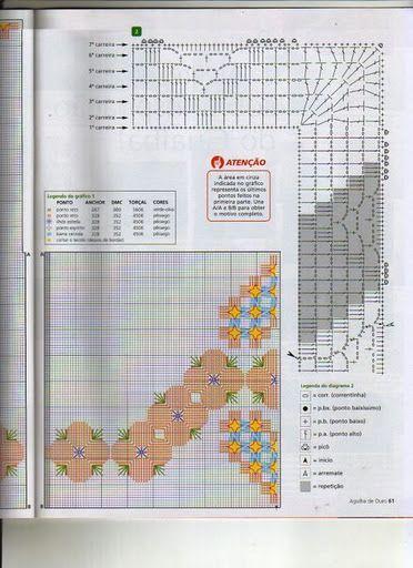Revista Agulha de Ouro n°120 - Lucilene Donini - Álbuns da web do Picasa
