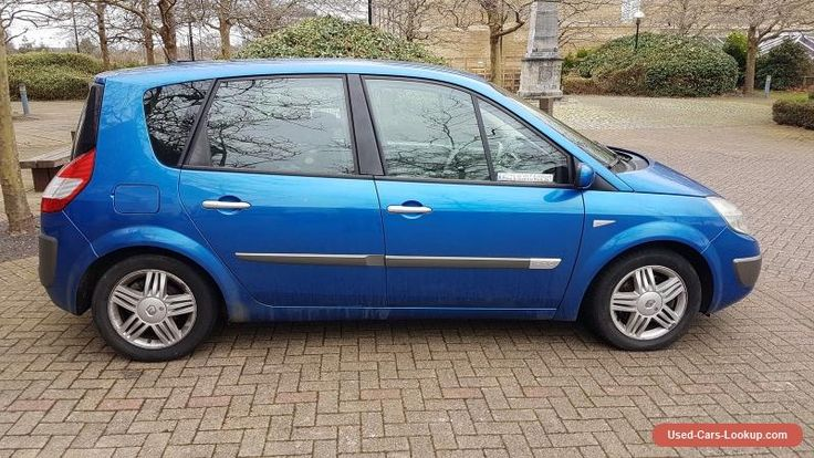 Renault Scenic 1.9 DCI Dynamique 5dr Just 24500 Miles Recon Engine  #renault #scenic #forsale #unitedkingdom
