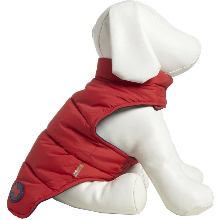 fabdog - Reversible Puffer Jacket - Wags for Whiskers
