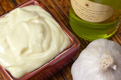 Truffle Aioli - I loved this stuff at Casa Naranja in Portland. Gotta try this recipe and see if it compares!