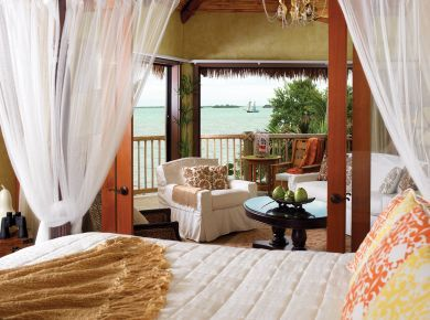 Little Palm Island Resort & Spa, winner of Fodor's 100 Hotel Awards for the Luxurious Retreat category #travel