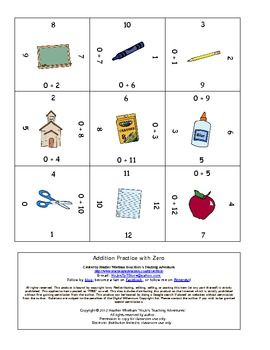 10 Best images about Addition/Subtraction - Basic Facts on ...