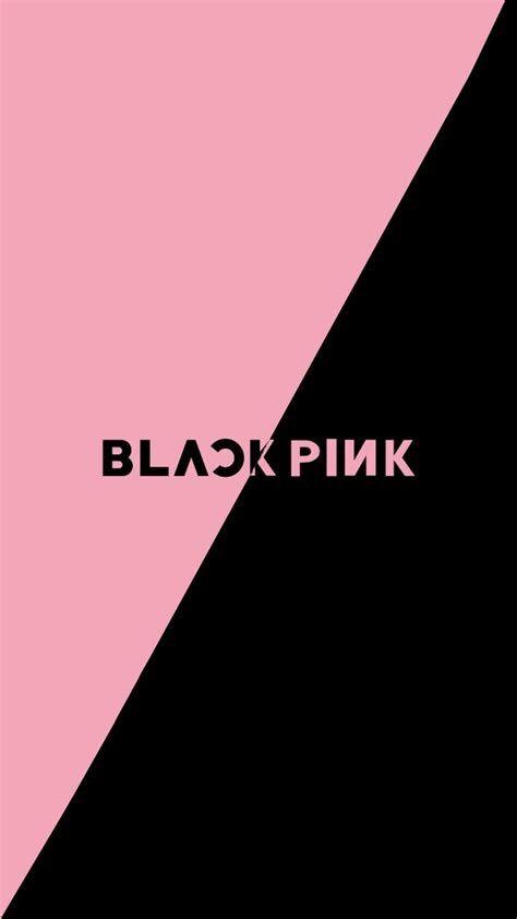 Black Pink Logo Black Pink Wallpaper Pink And Black Wallpaper Wallpaper Blackpink Background galaxy black pink wallpaper