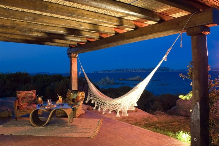 Places to stay in Sardinia Italy