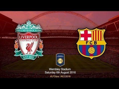 Barcelona vs Liverpool 4 - 0 Full Mach Highlights 06/08/16  HD