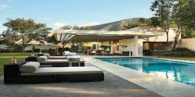 Swimming Pool Designs for Backyard