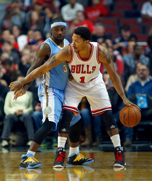59 Best Derrick Rose Images On Pinterest