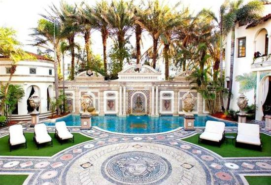 Gianni Versace House Sold! Gianni Versace's Former Home Auctioned For $41.5 Million
