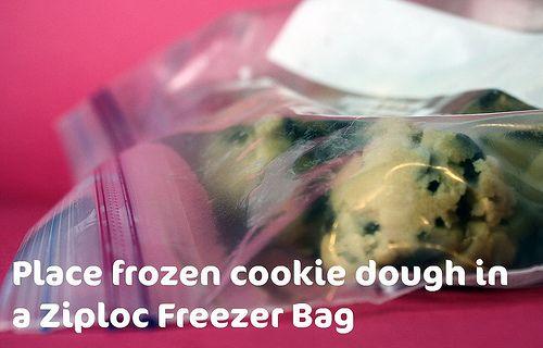 Freezing cookies & browniesFrozen Dough, Cookies Dough, Freezers Cooking, Freezers Meals, Oamc Freezers Crockpot, Crock Meals, Oamc Batch Freezers Bulk, Oamc Freezercrockpot, Freeze Cookies