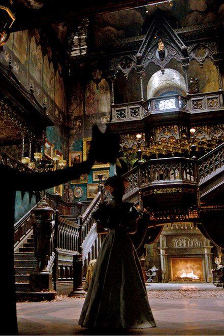 Guillermo Del Toro - inside CRIMSON PEAK - Universal Home Entertainment - kulturmaterial