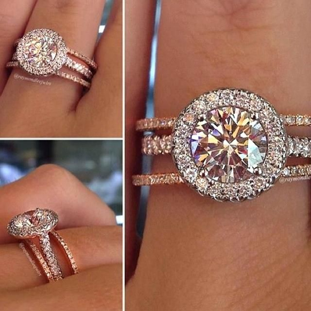 best wedding band for halo engagement ring plain wedding band with halo engagement ring