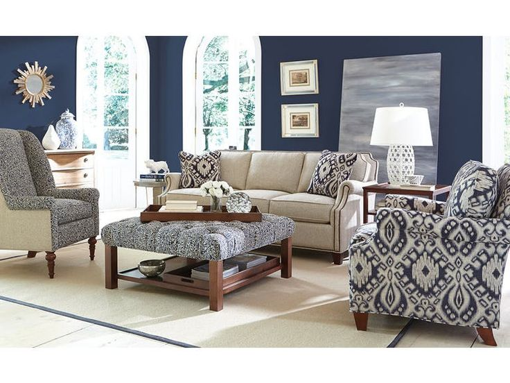 Craftmaster Living Room Sofa 938350   Tyndall Furniture Galleries, INC    Charlotte, Mooresville,