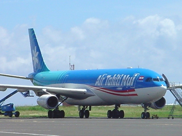 Air Tahiti Nui Rangiroa