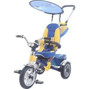 Lexus Trike GREAT ICON (MS-0595) синий  — 13000р. -------------- Размеры (ВхШхГ) 445x285x600 мм    Возраст ребенка От 1 года  Дополнительная информация  Первый 3-х колесный велосипед из коллекции Lexus Trike Original - велосипед-коляска. В производстве этого велосипеда мы использовали новейшие инновационные технологии и материалы, например Карбон, что позволило уменьшить вес велосипеда. Но, главной изюминка этого велосипеда сиденье. В нем можно изменять угол наклона спинки, вплоть до…