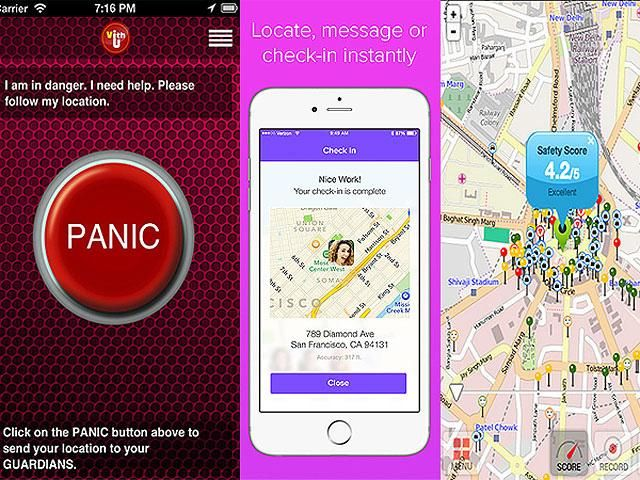 Slideshow : Use these mobile apps for your safety - Use these mobile apps for your safety - The Economic Times