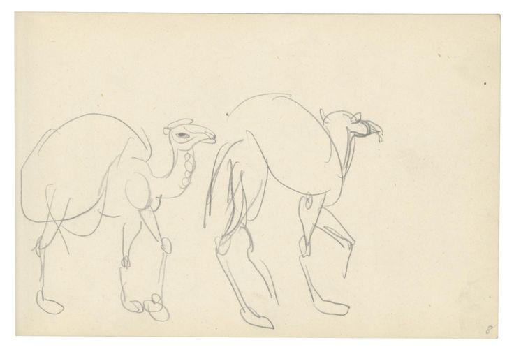 LWL | Tausendundeine Nacht – Orientalische Bilder von August Macke - LWL-Museum für Kunst und Kultur - Blog